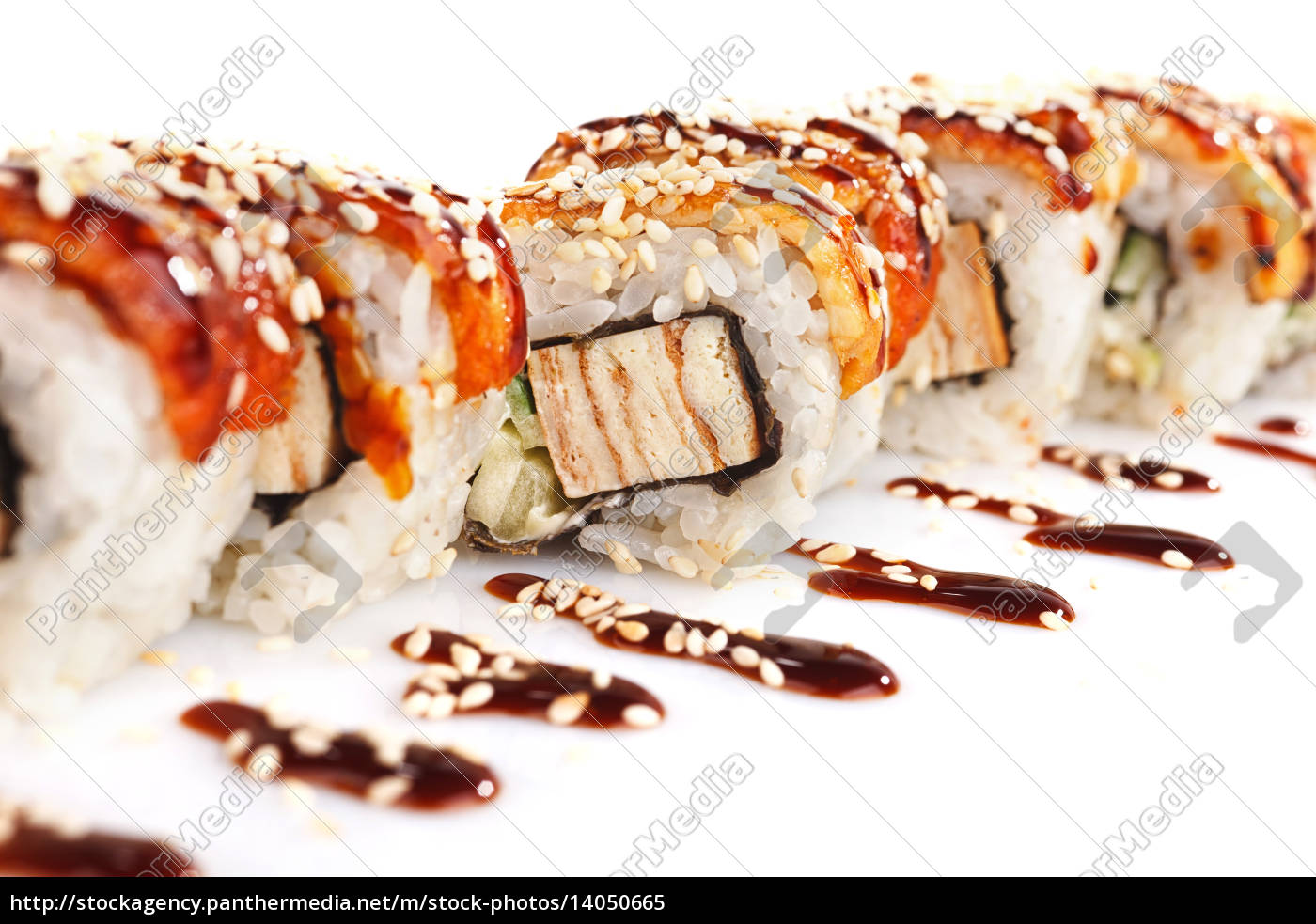 sushi, rolls - 14050665