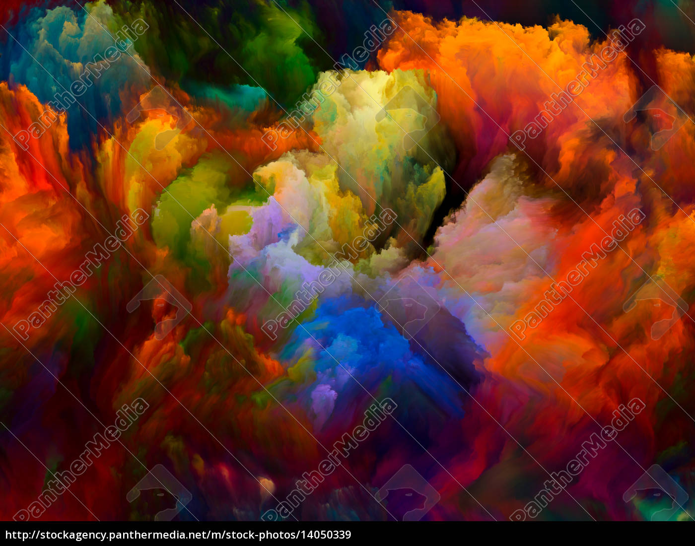 virtual, life, of, color - 14050339