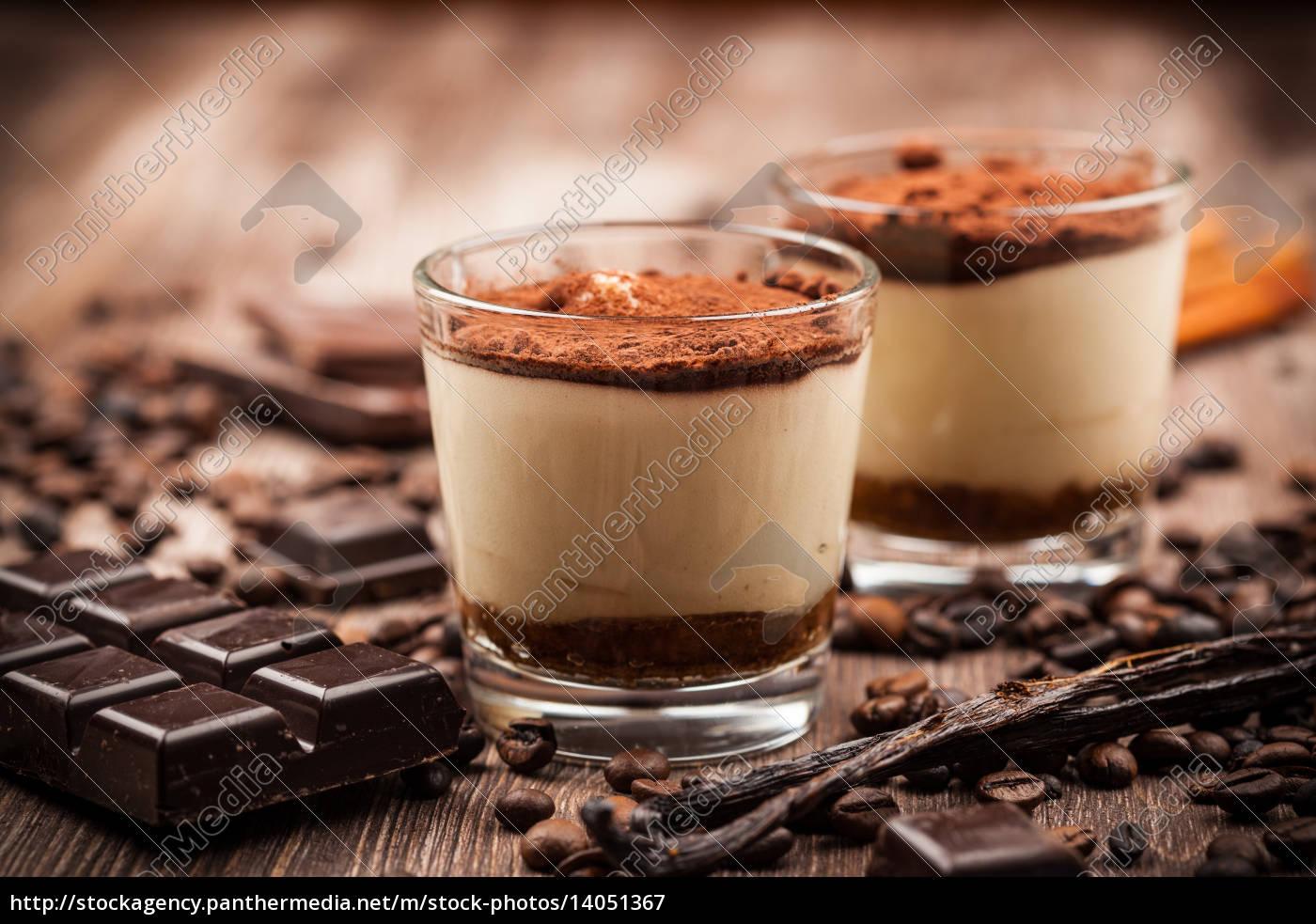 delicious, tiramisu, dessert - 14051367