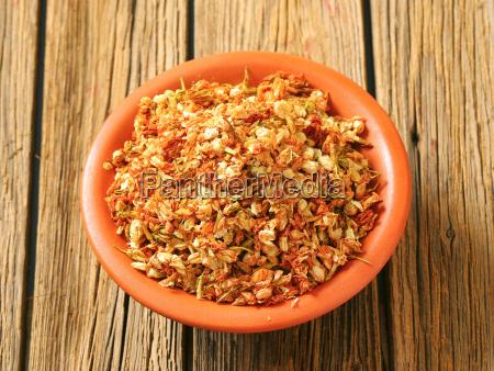 dried, jasmine, flowers - 14053495