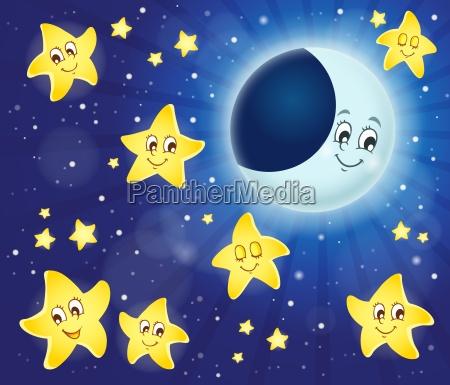 night sky theme image 4
