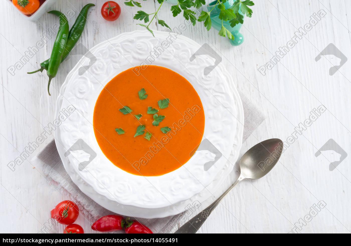 paprika, soup - 14055491