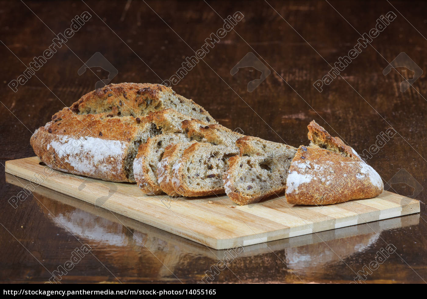 traditional, homemade, bread - 14055165