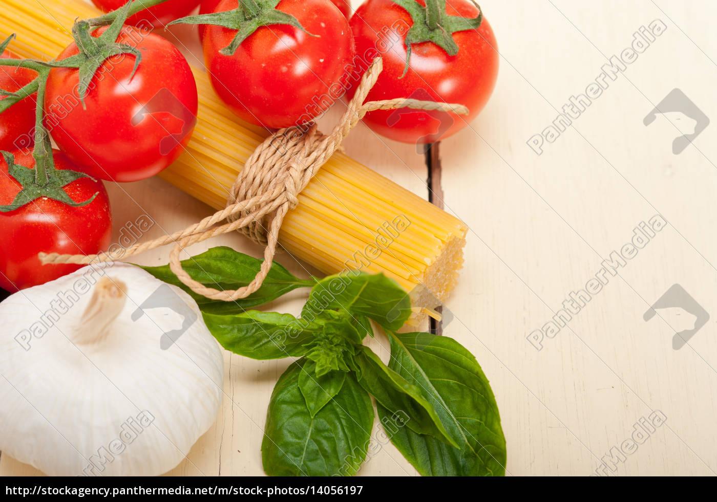 italian, basic, pasta, ingredients - 14056197