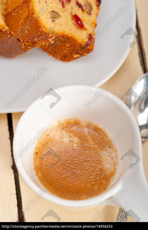 plum, cake, and, espresso, coffee - 14056253