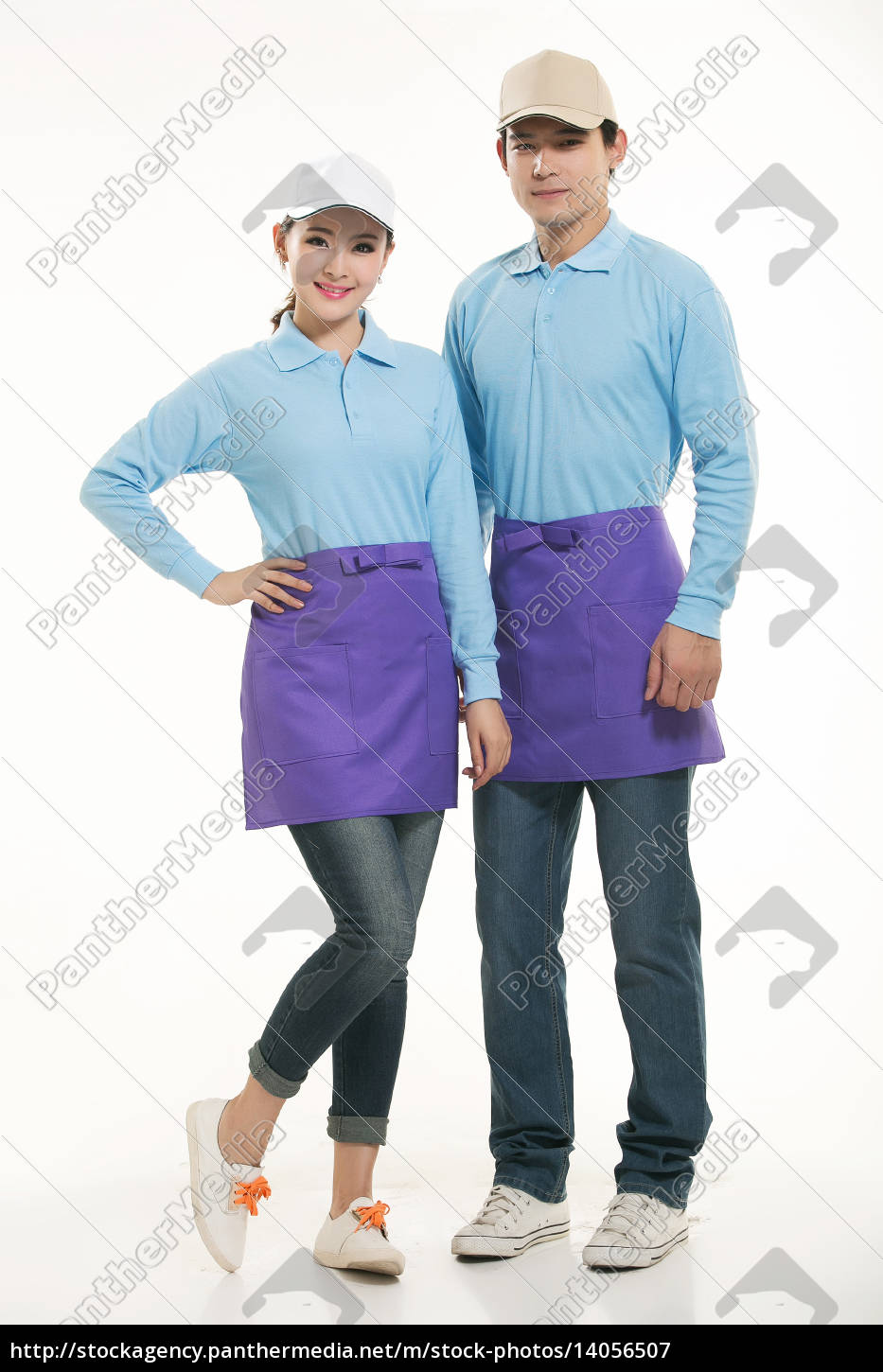 wear, clothing, occupation, chinese, waiters, in - 14056507
