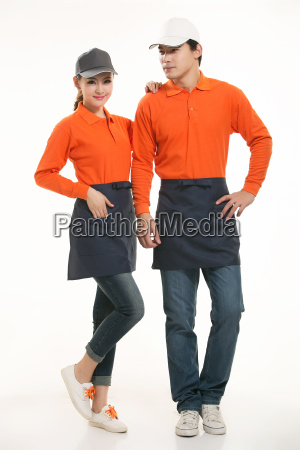 wear, clothing, occupation, chinese, waiters, in - 14056549