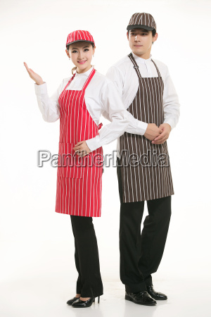 wear, clothing, occupation, chinese, waiters, in - 14056897