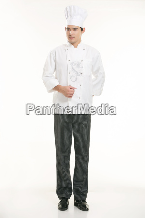 wearing, all, kinds, of, clothing, chef - 14056979