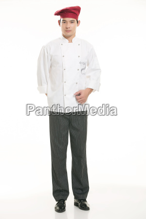 wearing, all, kinds, of, clothing, chef - 14056995