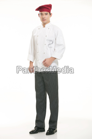 wearing, all, kinds, of, clothing, chef - 14056997