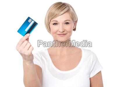 credit card my shopping partner