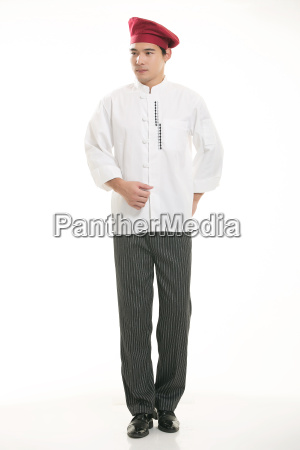 wear, clothing, occupation, chinese, waiters, in - 14057067