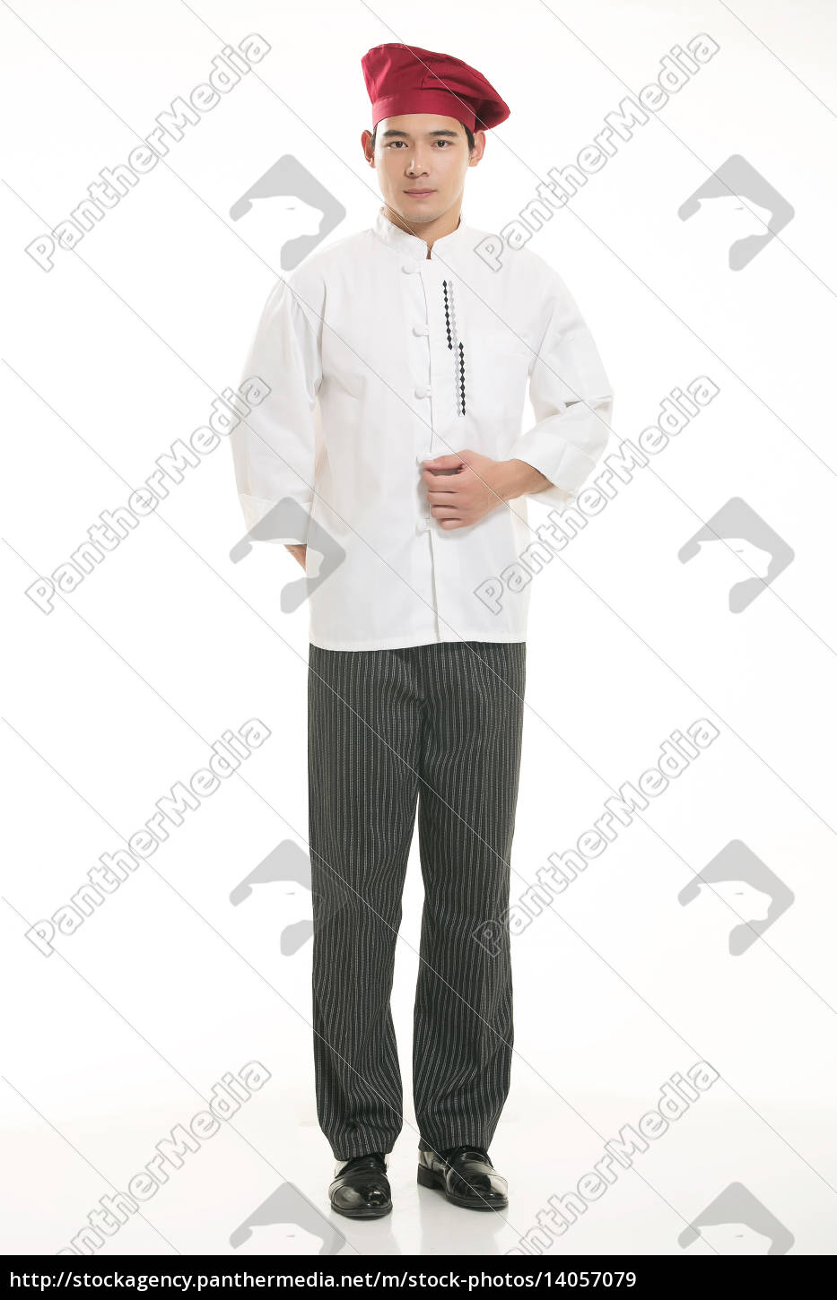 wear, clothing, occupation, chinese, waiters, in - 14057079