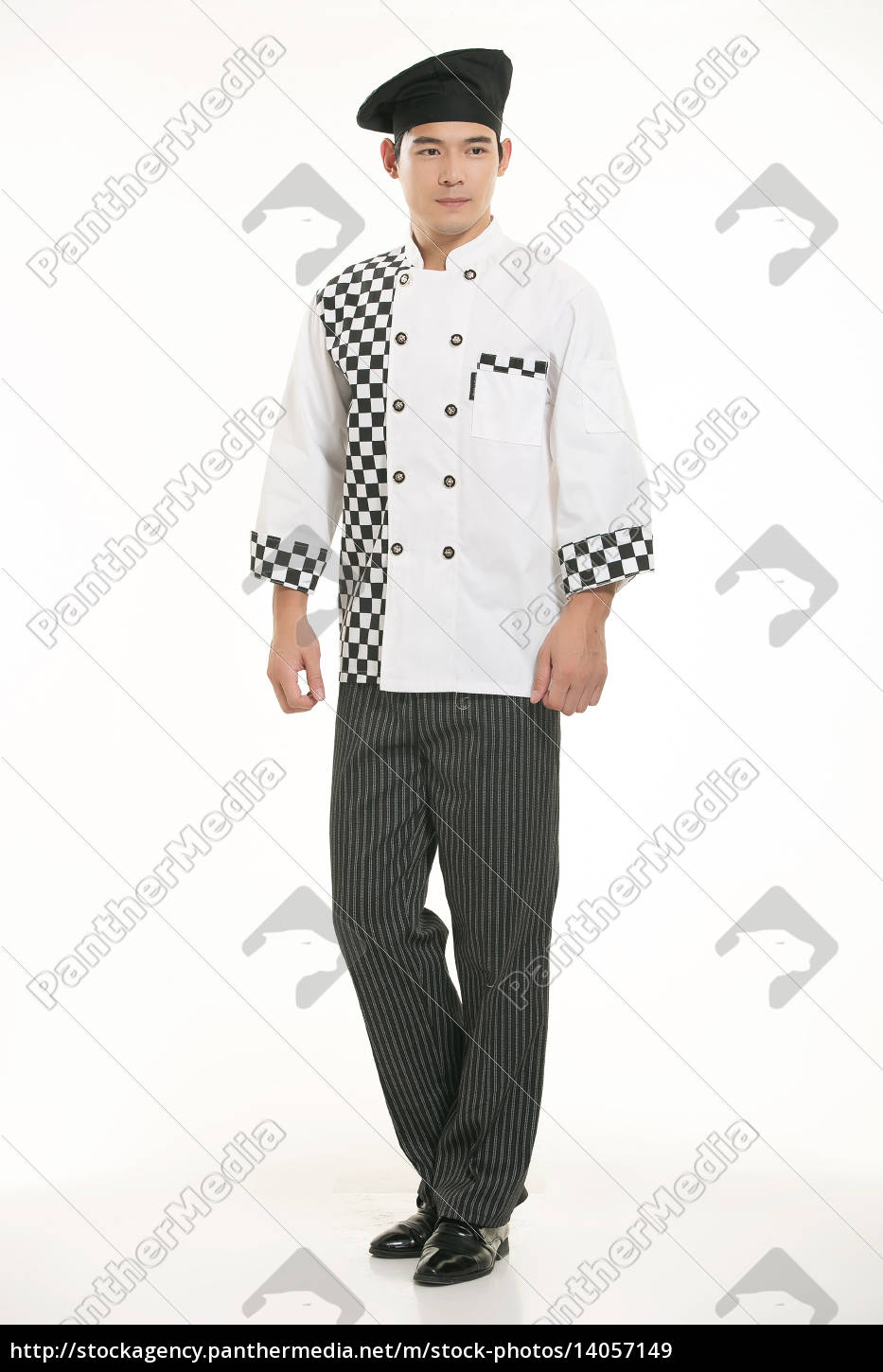 wear, clothing, occupation, chinese, waiters, in - 14057149