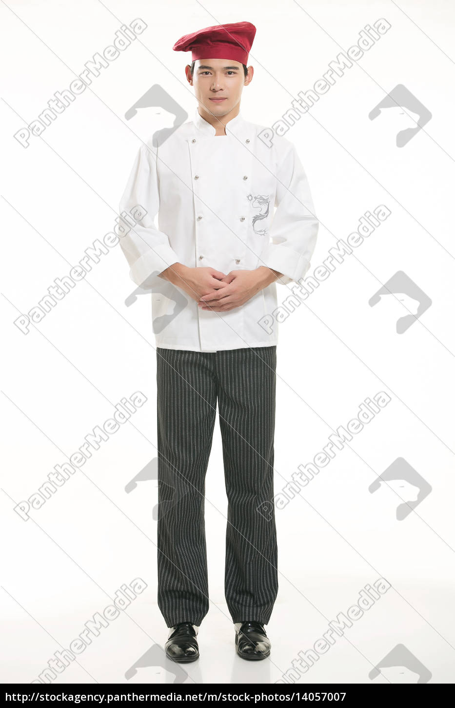 wearing, all, kinds, of, clothing, chef - 14057007