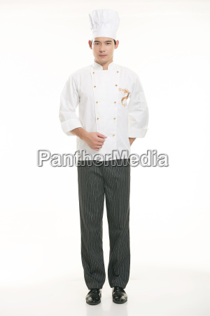 wearing, all, kinds, of, clothing, chef - 14057015