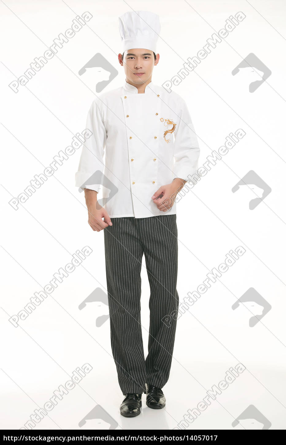 wearing, all, kinds, of, clothing, chef - 14057017