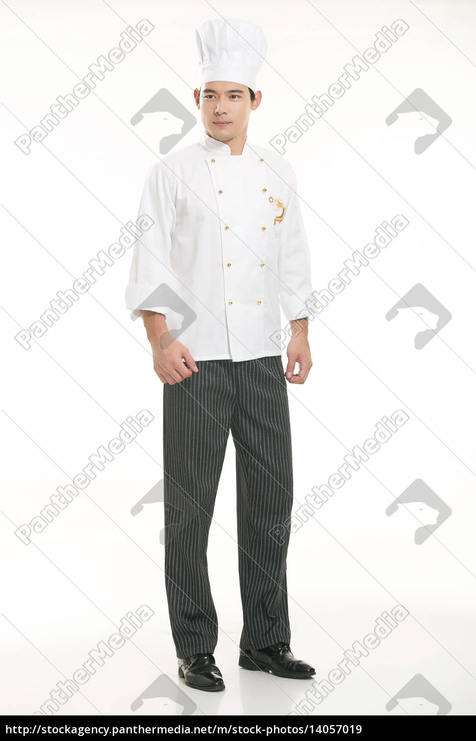 wearing, all, kinds, of, clothing, chef - 14057019