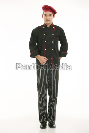 wear, clothing, occupation, chinese, waiters, in - 14059531