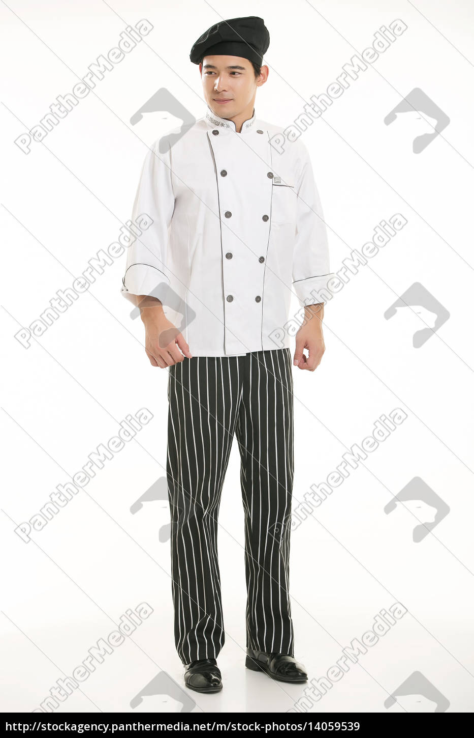 wear, clothing, occupation, chinese, waiters, in - 14059539