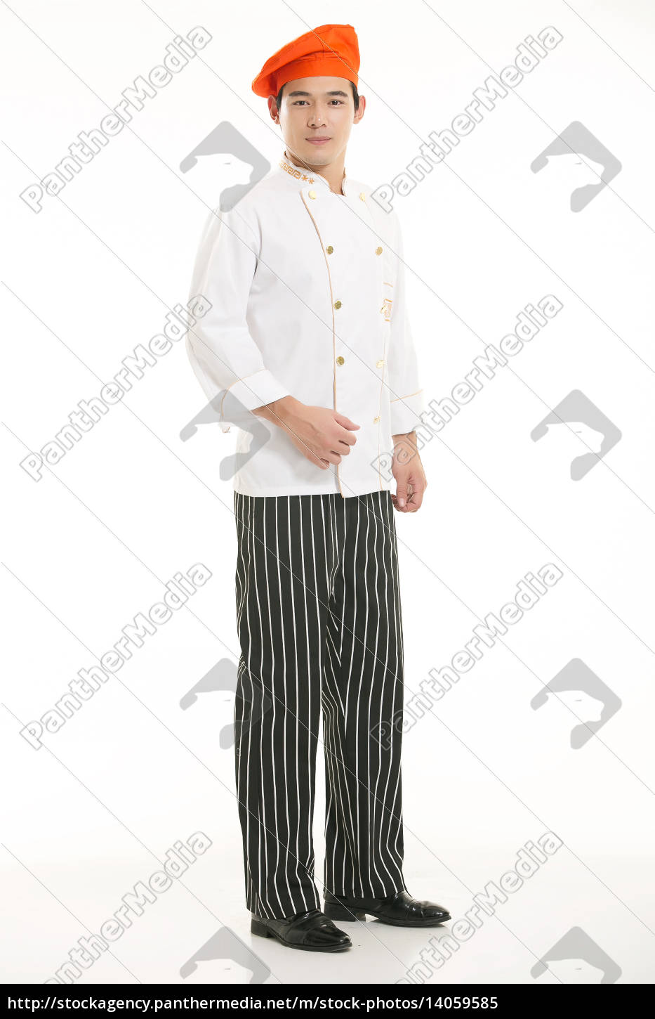 wearing, all, kinds, of, clothing, chef - 14059585