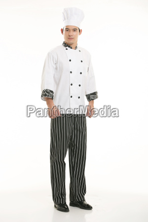 wearing, all, kinds, of, clothing, chef - 14059597