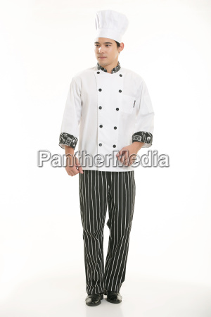 wearing, all, kinds, of, clothing, chef - 14059603