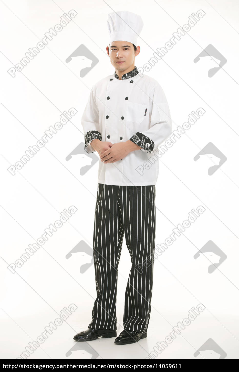 wearing, all, kinds, of, clothing, chef - 14059611