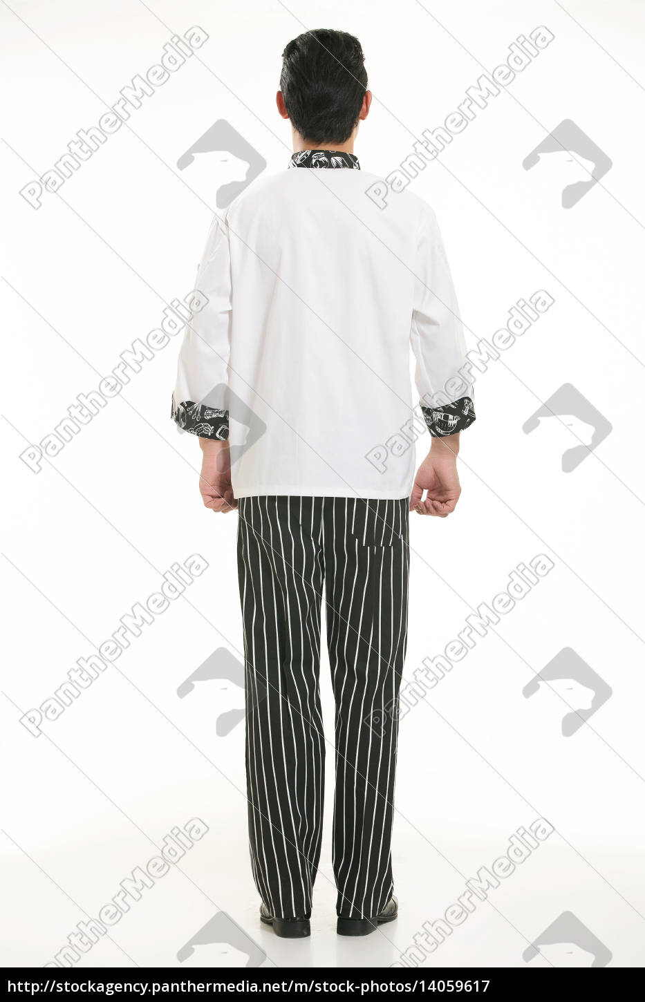 wearing, all, kinds, of, clothing, chef - 14059617