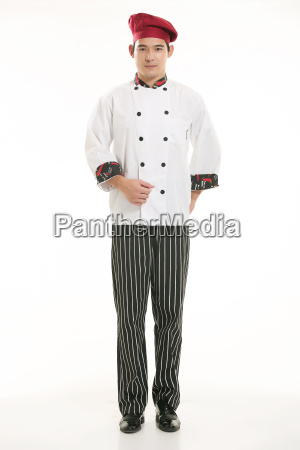 wearing, all, kinds, of, clothing, chef - 14059623