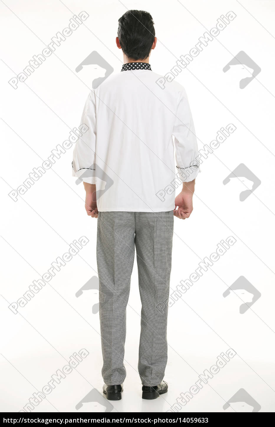 wearing, all, kinds, of, clothing, chef - 14059633