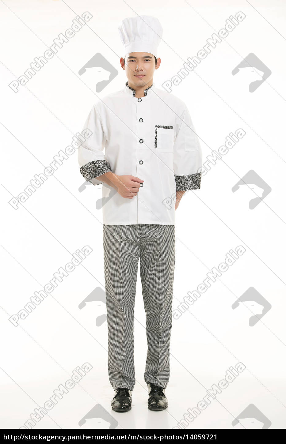 wearing, all, kinds, of, clothing, chef - 14059721