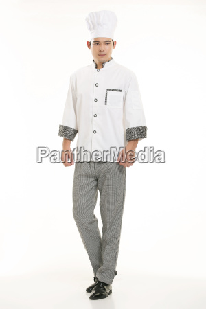 wearing, all, kinds, of, clothing, chef - 14059741