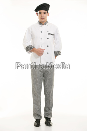 wearing, all, kinds, of, clothing, chef - 14059753