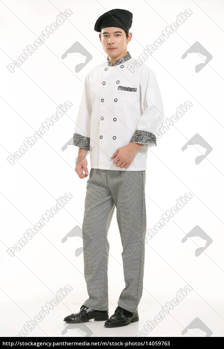 wearing, all, kinds, of, clothing, chef - 14059763