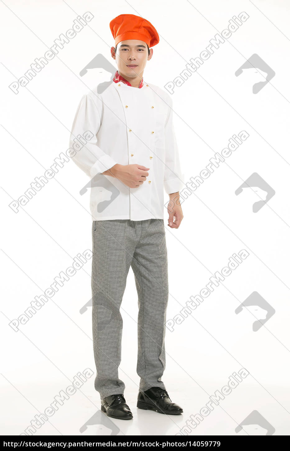 wearing, all, kinds, of, clothing, chef - 14059779