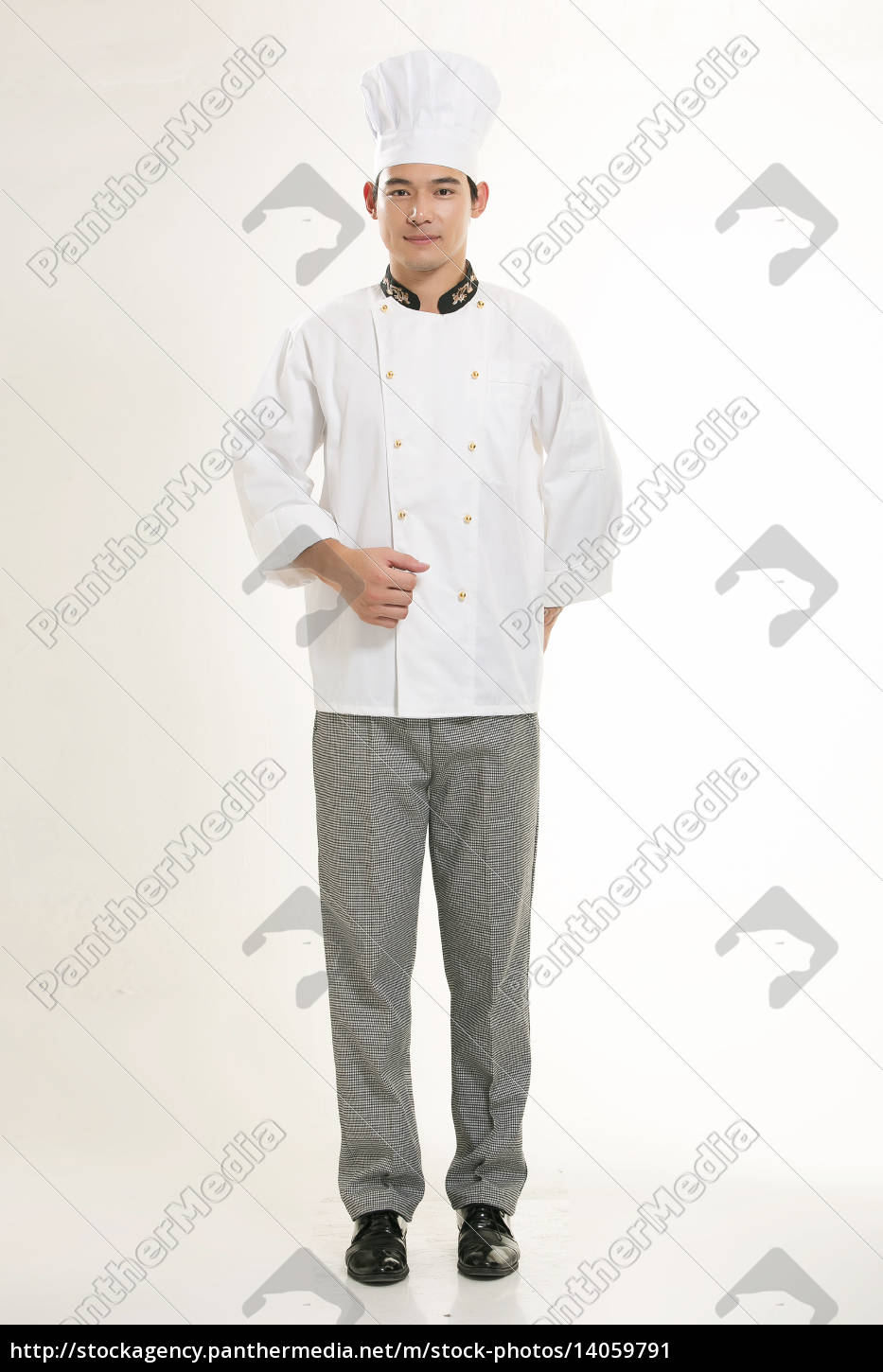 wearing, all, kinds, of, clothing, chef - 14059791