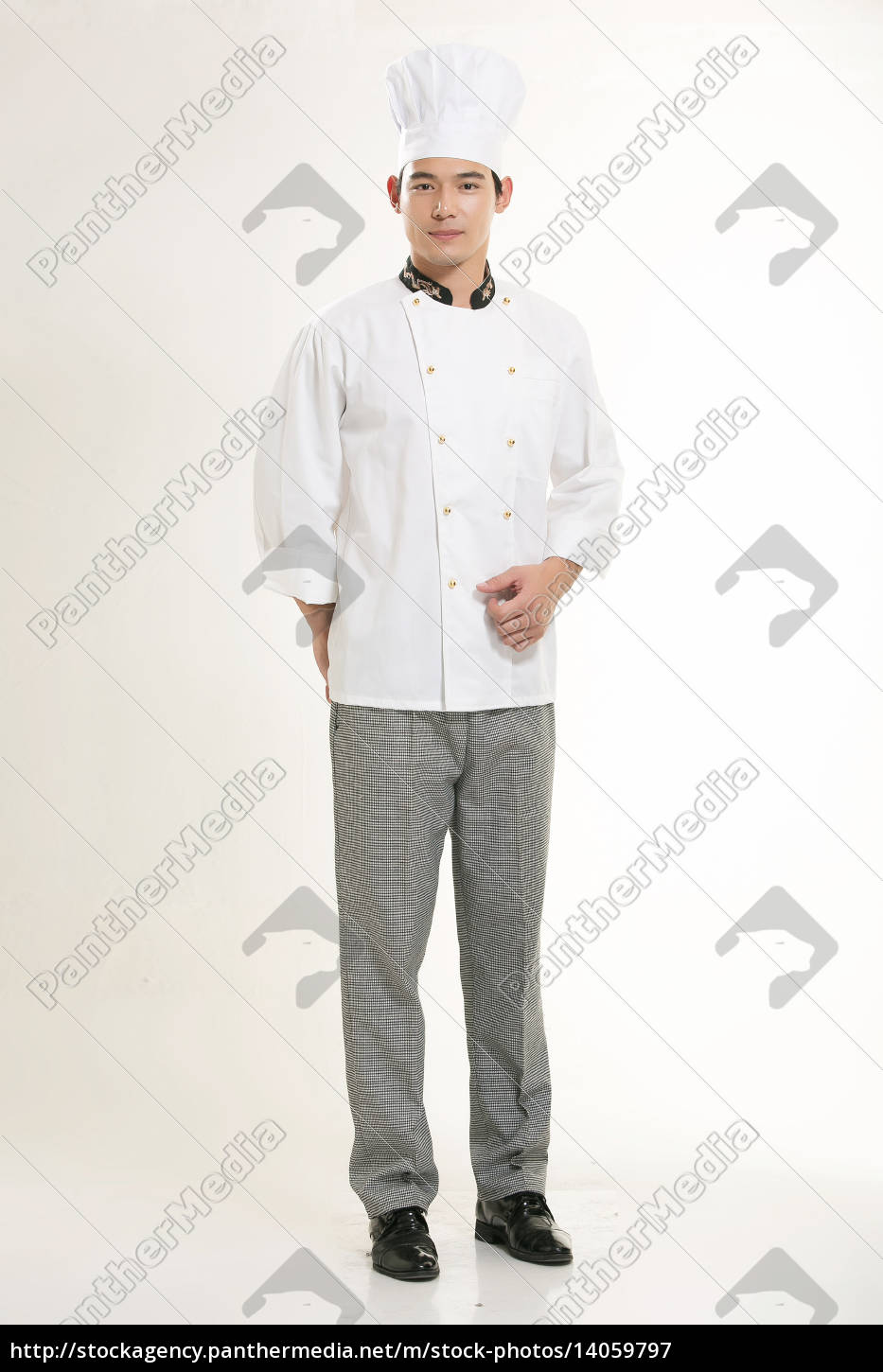 wearing, all, kinds, of, clothing, chef - 14059797