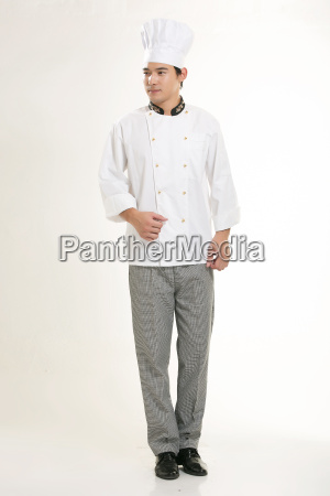 wearing, all, kinds, of, clothing, chef - 14059813