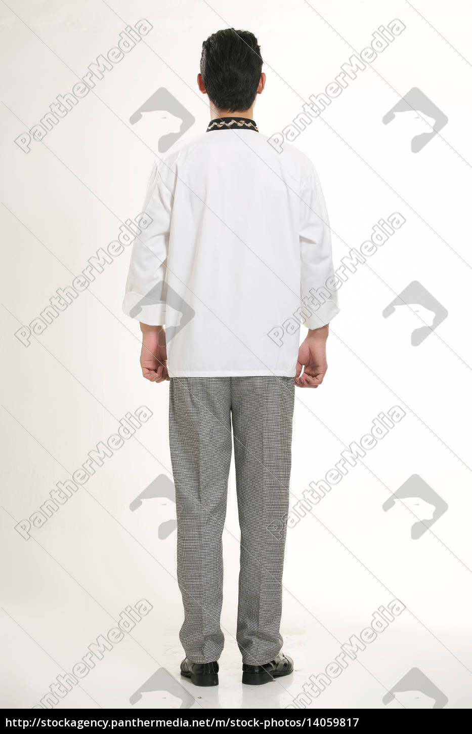 wearing, all, kinds, of, clothing, chef - 14059817