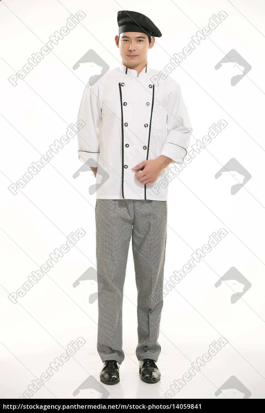 wearing, all, kinds, of, clothing, chef - 14059841