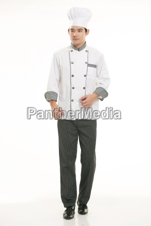 wearing, all, kinds, of, clothing, chef - 14059857