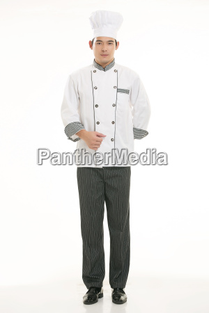 wearing, all, kinds, of, clothing, chef - 14059861