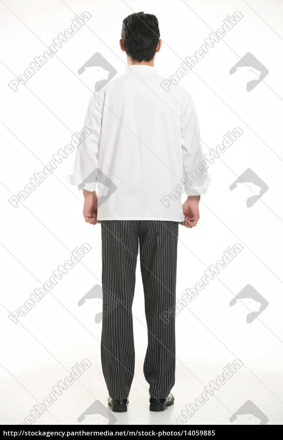 wearing, all, kinds, of, clothing, chef - 14059885