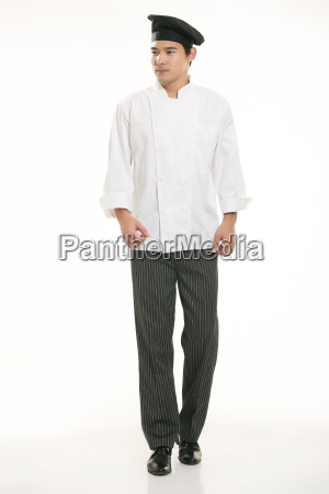 wearing, all, kinds, of, clothing, chef - 14059905