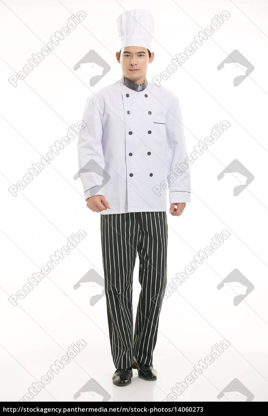 wearing, all, kinds, of, clothing, chef - 14060273