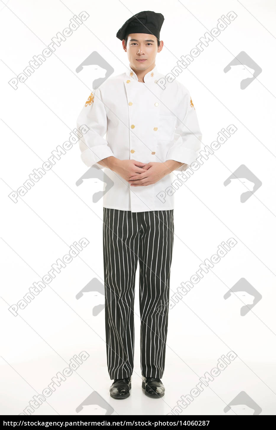 wearing, all, kinds, of, clothing, chef - 14060287