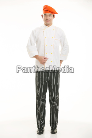 wearing, all, kinds, of, clothing, chef - 14060353