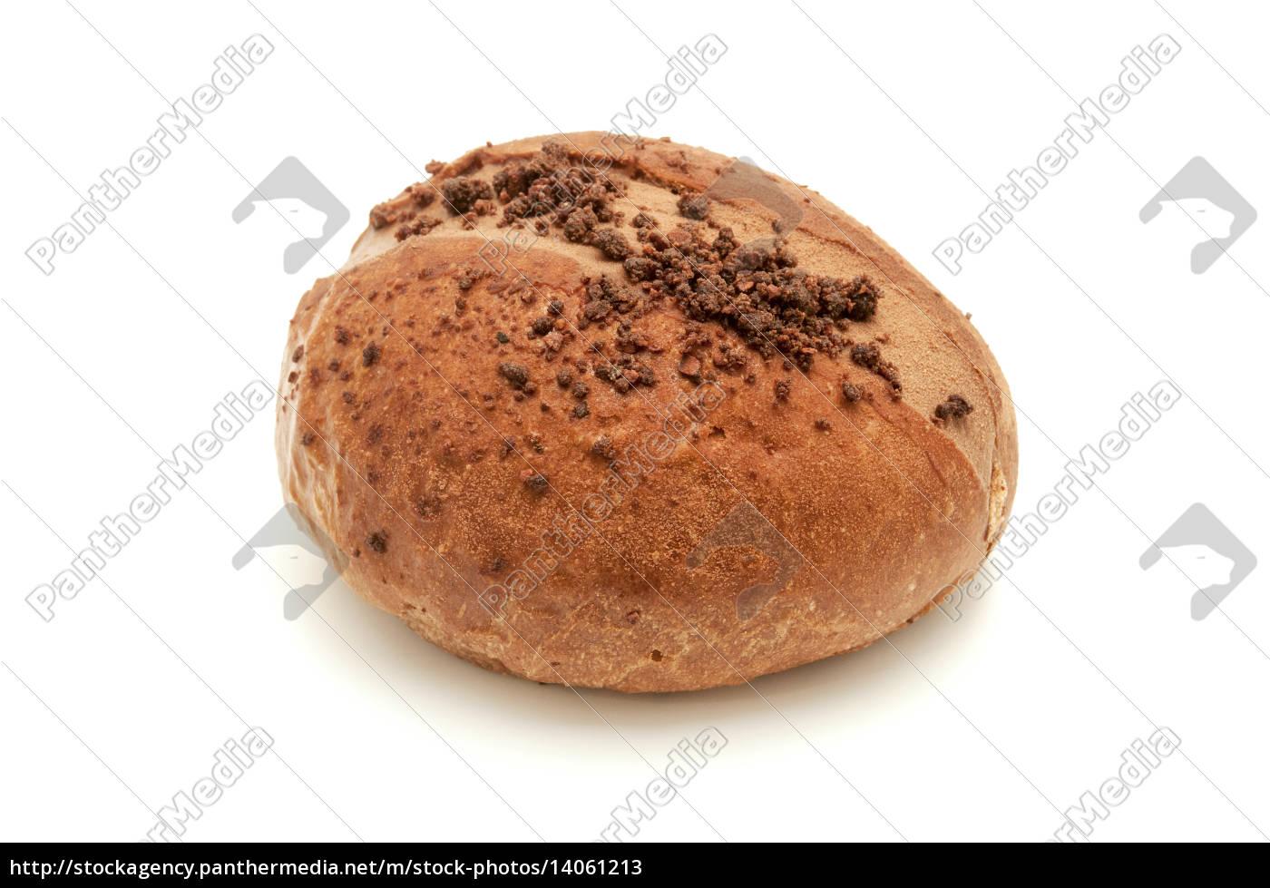chocolate, filled, sweet, bun - 14061213